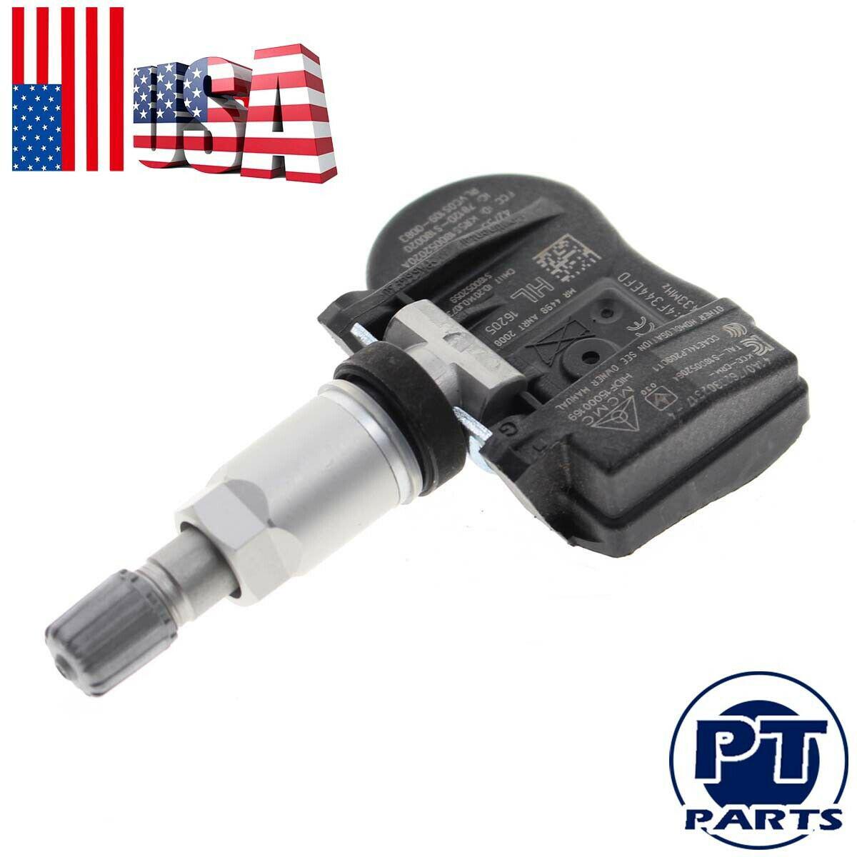 TPMS Tire Pressure Monitor Sensor 42753-T6N-A01 4PCS For 2017 2018 2019 Honda Ridgeline 2018 2019 Honda Odyssey 2018 2019 Honda Pilot 42753T6NA01
