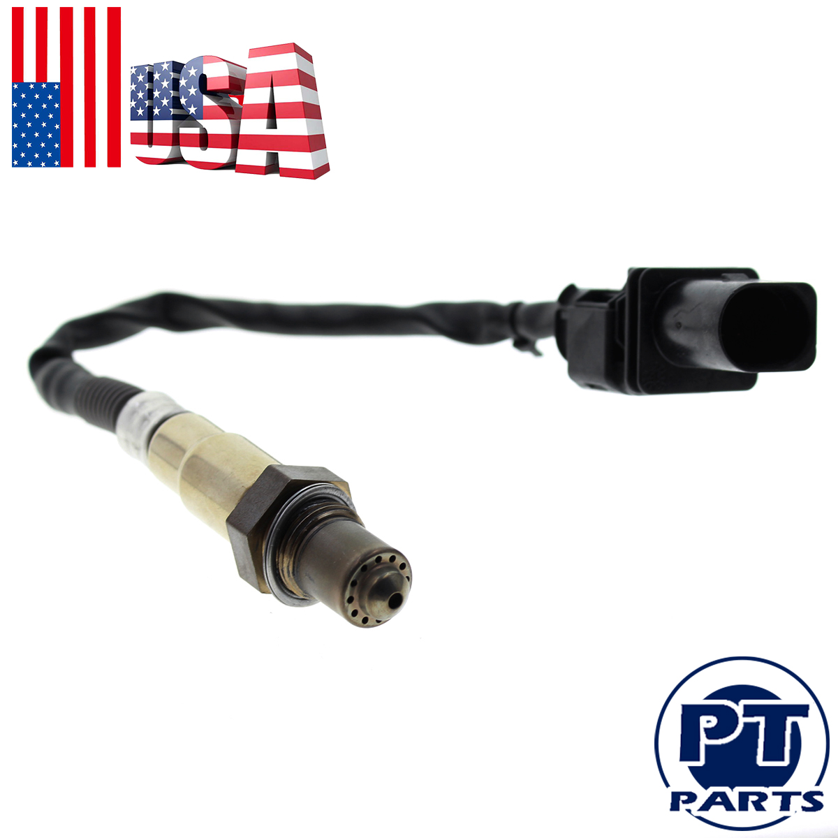 Upstream+Down for 11-15 Mini Cooper 1.6L Air Fuel Ratio Oxygen 02 o2 Sensor 2pcs