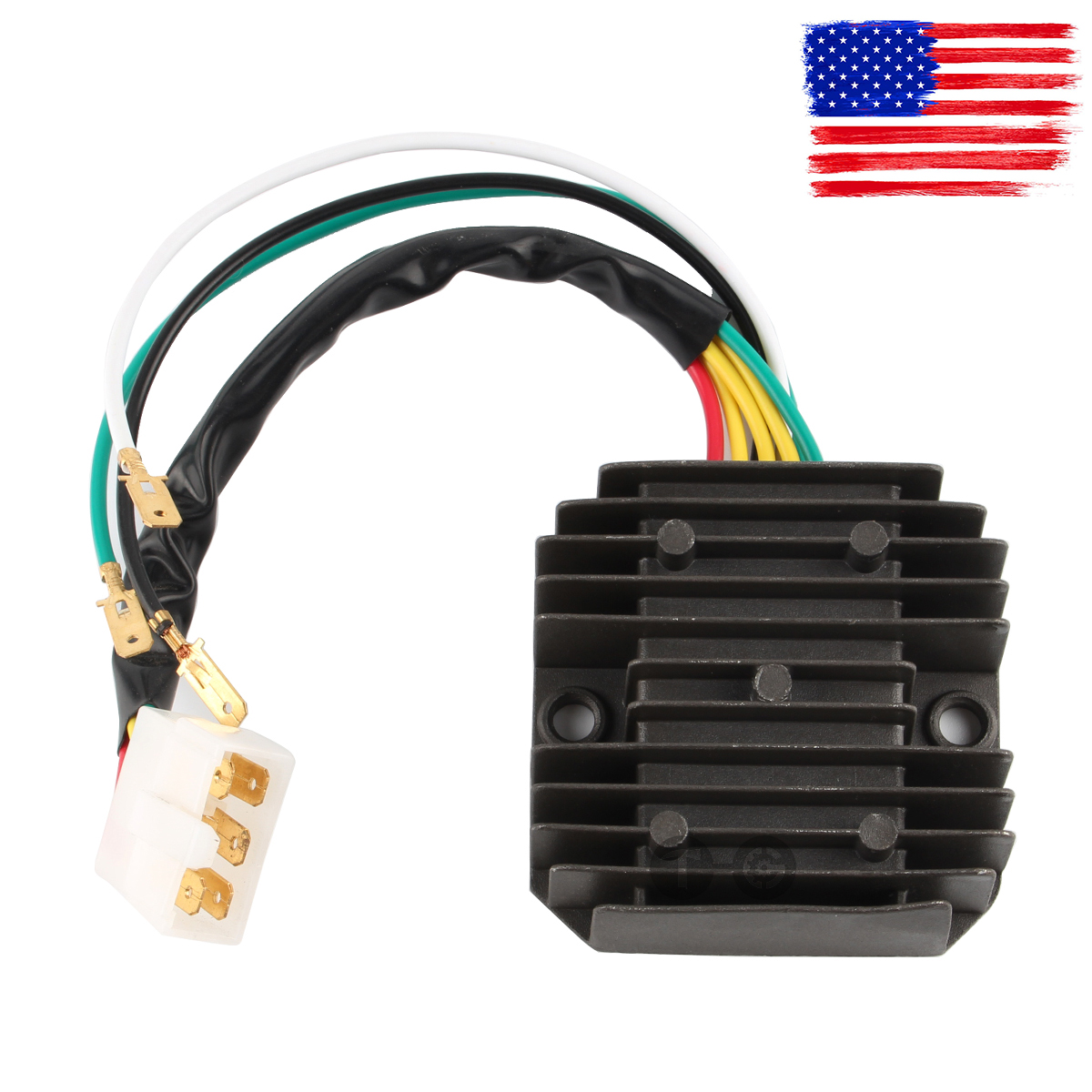 New Voltage Regulator Rectifier Combo For Honda CB350F CB400F CB500K ...