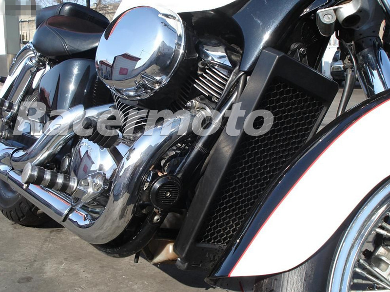 Air Intake Cleaner Filter ABS Cover For Honda Shadow ACE