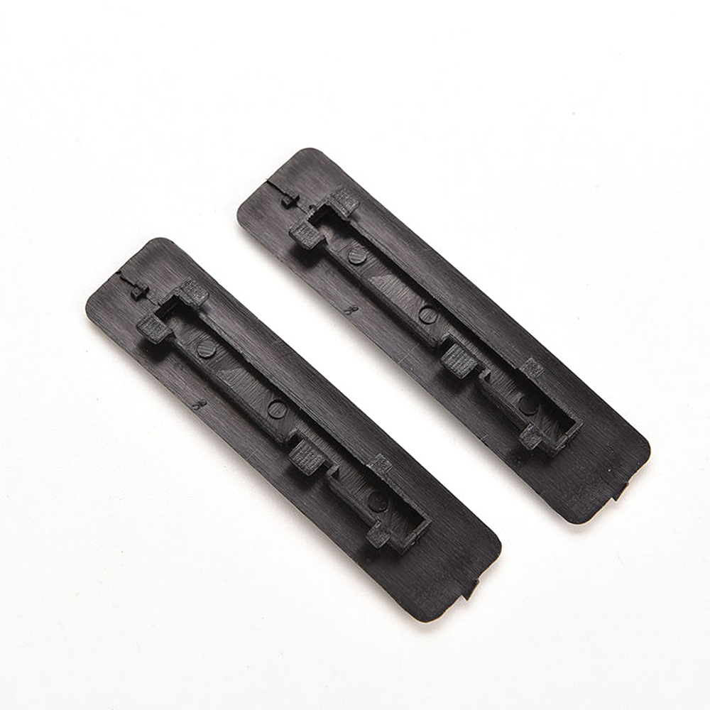 4X Replacement Roof Rail Rack Moulding Clip Cover For Mazda 2 3 6 CX5 CX7 CX9