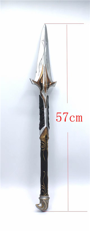Assassin S Creed Odyssey Broken Spear Of Leonidas Replica Pvc Action Figure Toy Ebay