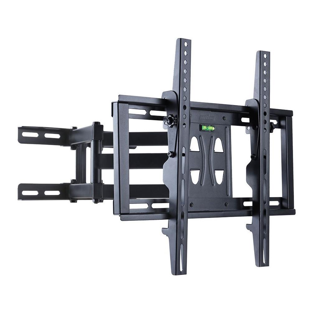 Unho 23 56 Quot Double Arm Tilt Amp Swivel Tv Wall Mount Bracket