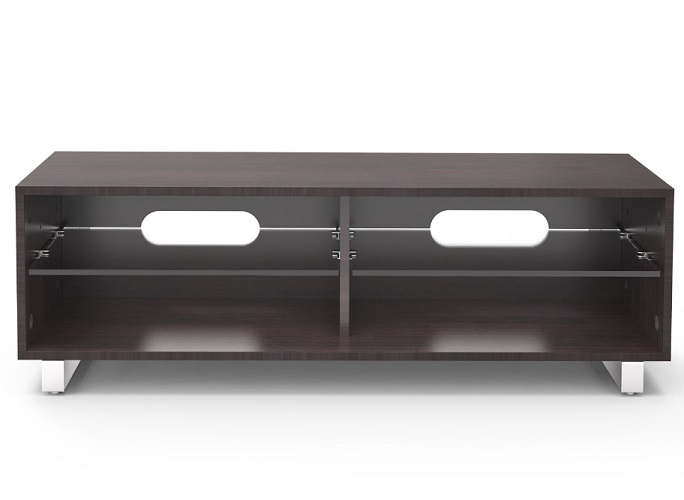 tv st nder holz kabinett glas regal bis zu 152cm flachbildschirm led lcd kirsche 8665243123231. Black Bedroom Furniture Sets. Home Design Ideas
