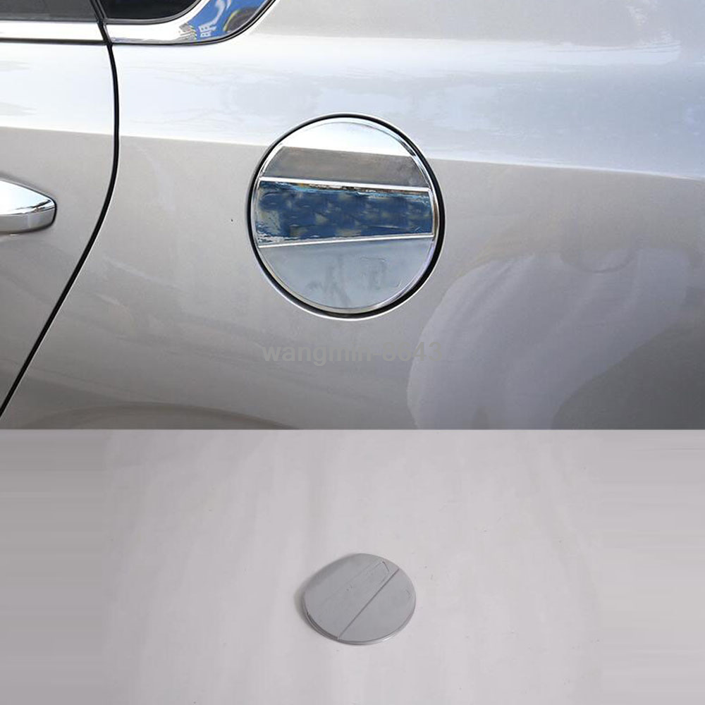 Chrome Fuel Gas Cap Cover Emblem For 2008 2012 Kia Forte All New Cerato