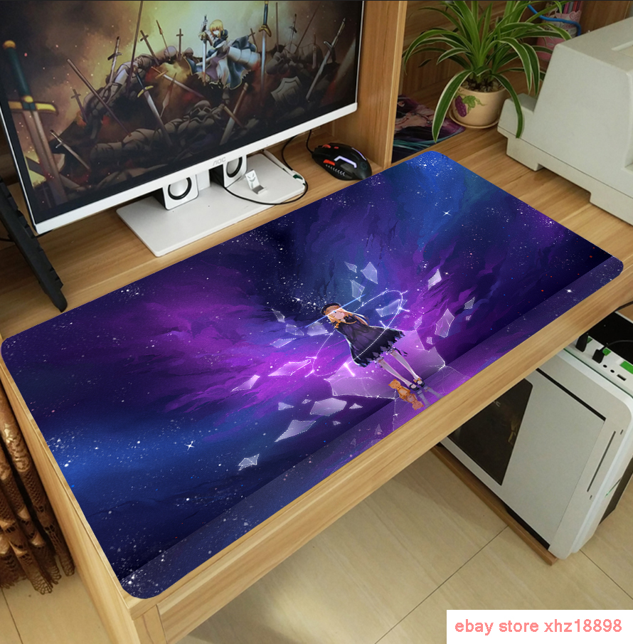 Anime Fate Grand Order FGO Mousepad Gaming Playmat Mice Pad Keyboard pad 40*70cm