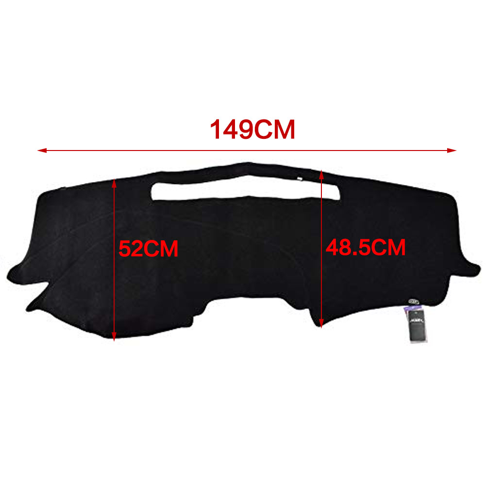 Durable Car Dashboard Cover Mat Sun Shade Dash Pad Fits