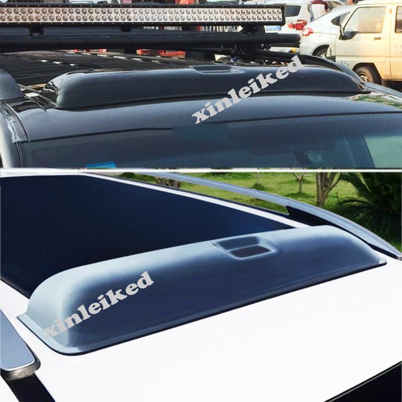 Outside Mount Rain Guard Visor Sun roof Type 2 5pc For Jeep Grand Cherokee 11-16