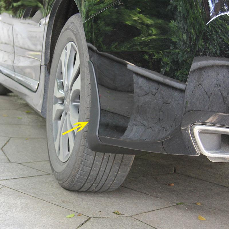 Tire Mud Ice Sand Splash Flap Guard For Honda Accord 2008 2009 2010 2011 2012