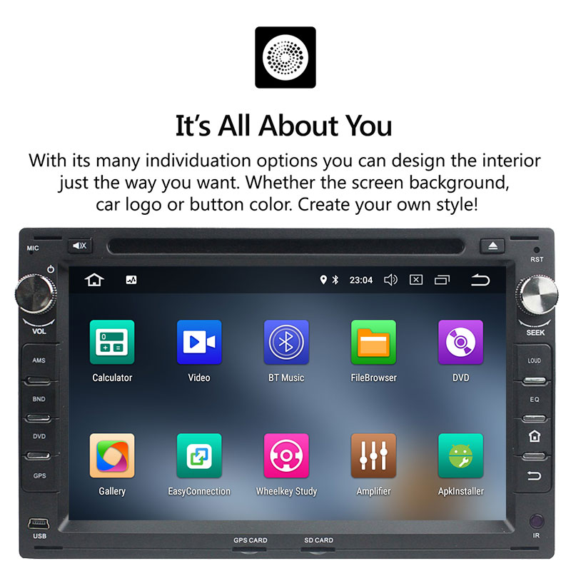 Details about 2 Din Octa Core PX5 Android 8 0 Car DVD Radio for VW PASSAT  B5 T5 GPS Navigation