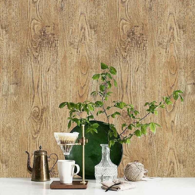 Rustic Wood Peel And Stick Wallpaper Contact Paper Self Adhesive Film Vinyl 784089337508 Ebay