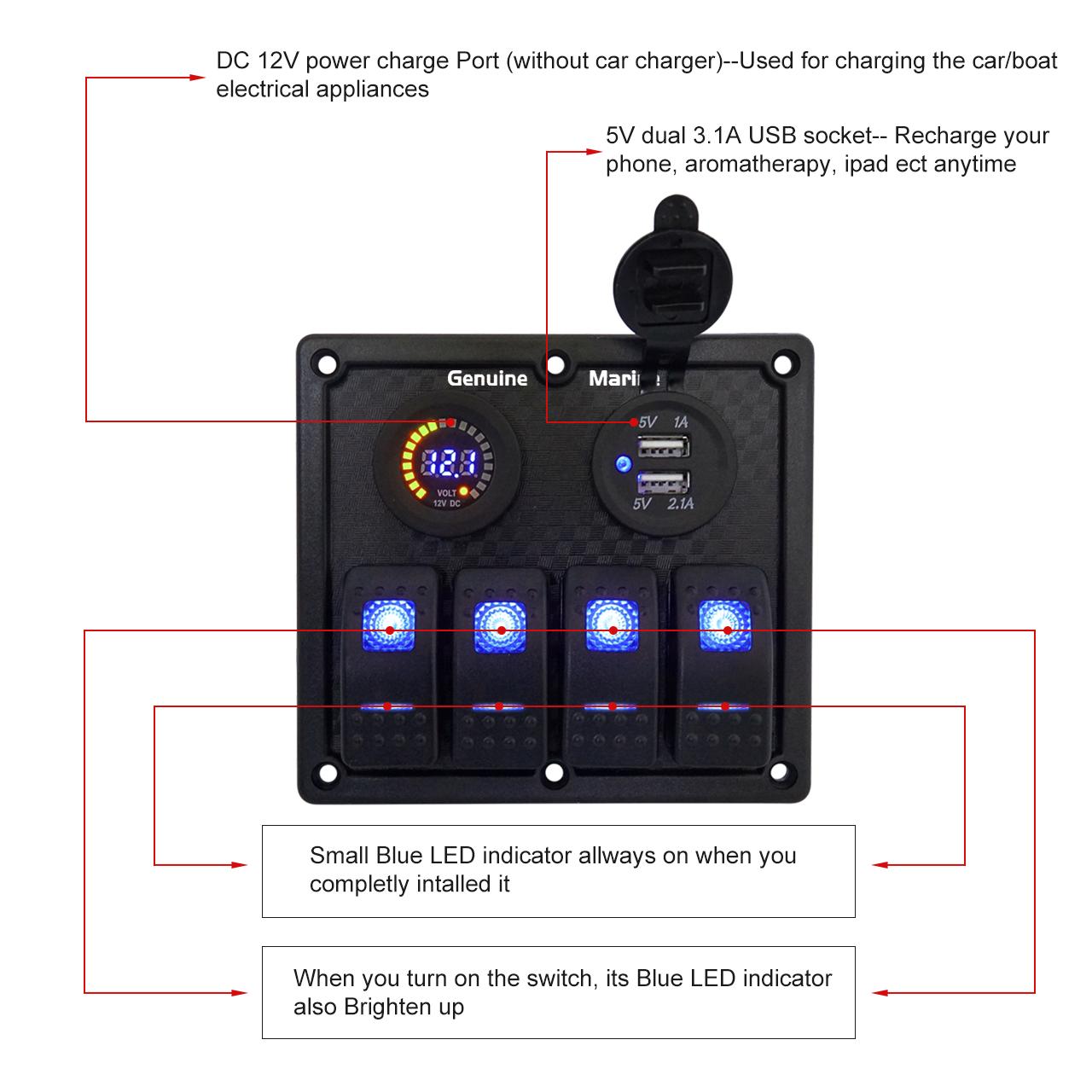 Car 12v Socket Wiring Diagram