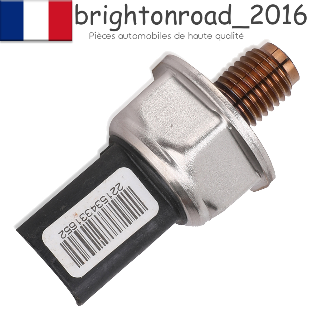 Capteur de pression rampe d/'injection Citroen C2 C3 C4 C5 Jumpy /& Fiat Scudo et Peugeot