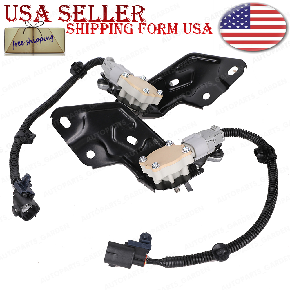 Magnificent Details About 2X Height Control Sensor For Land Cruiser 4Runner Gx470 8940760022 8940860011 Ibusinesslaw Wood Chair Design Ideas Ibusinesslaworg