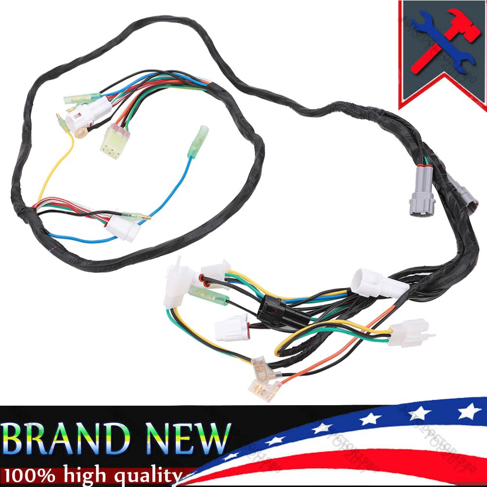 [FPER_4992]  Wiring Harness CDI Plug for 1997 -2001 Yamaha Banshee 350 YFZ350  3GG-82590-20-00 | eBay | 1998 Yamaha Fzr600r Cdi Box Wiring |  | eBay