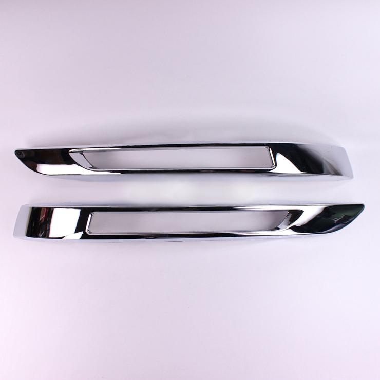 GA 2048853474 New Front Bumper-Trim Ring Right For Mercedes GLK350 2013-2015