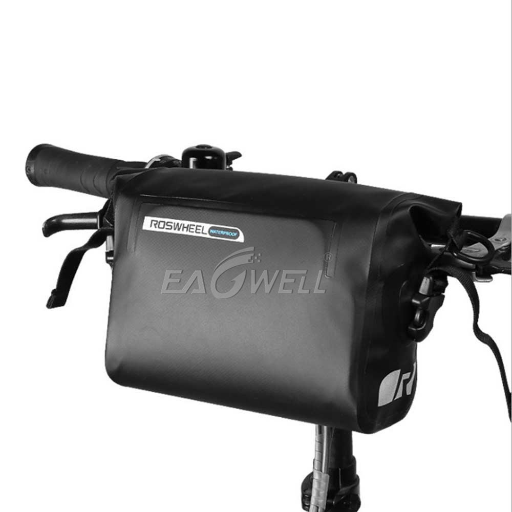 Roswheel 2.5L-3L Cycling Bag Waterproof Bike Bicycle Front Frame ...