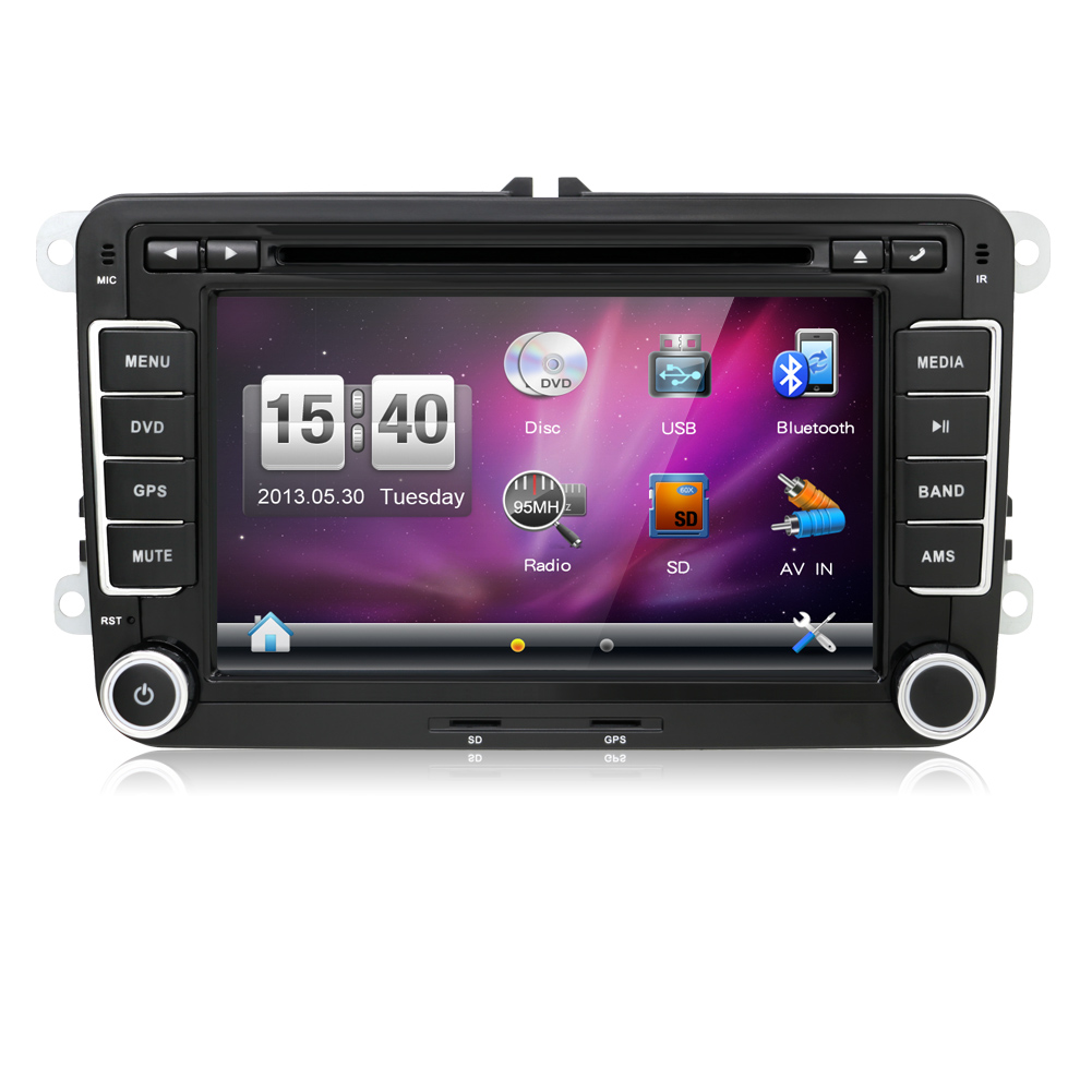 7 39 39 car radio dvd player stereo 2 din gps navi bluetooth. Black Bedroom Furniture Sets. Home Design Ideas