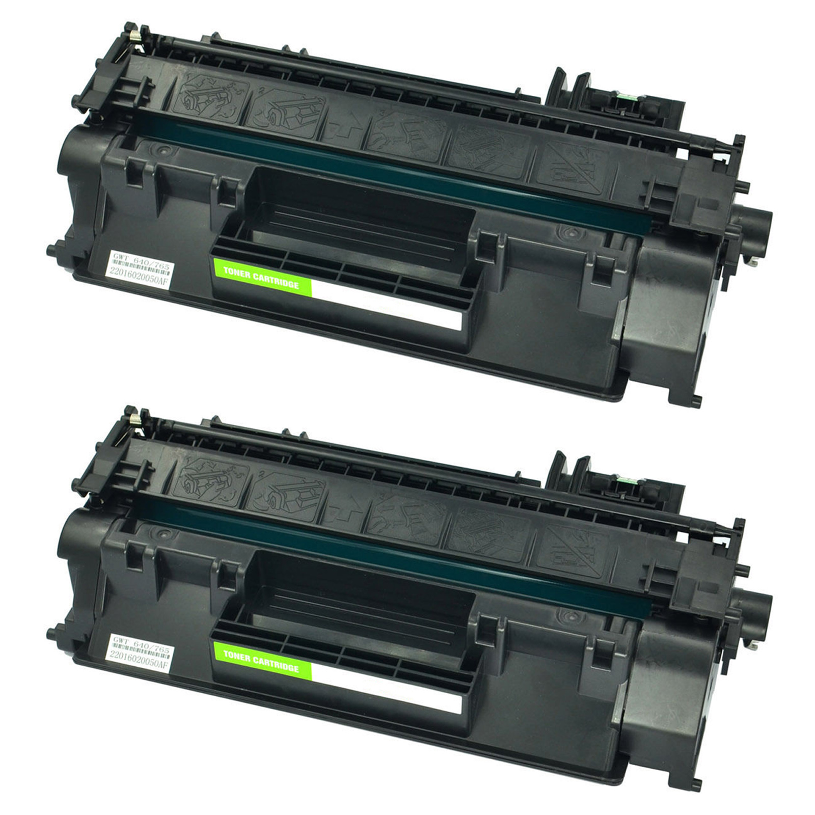 You may also like 2PK Toner Cartridge