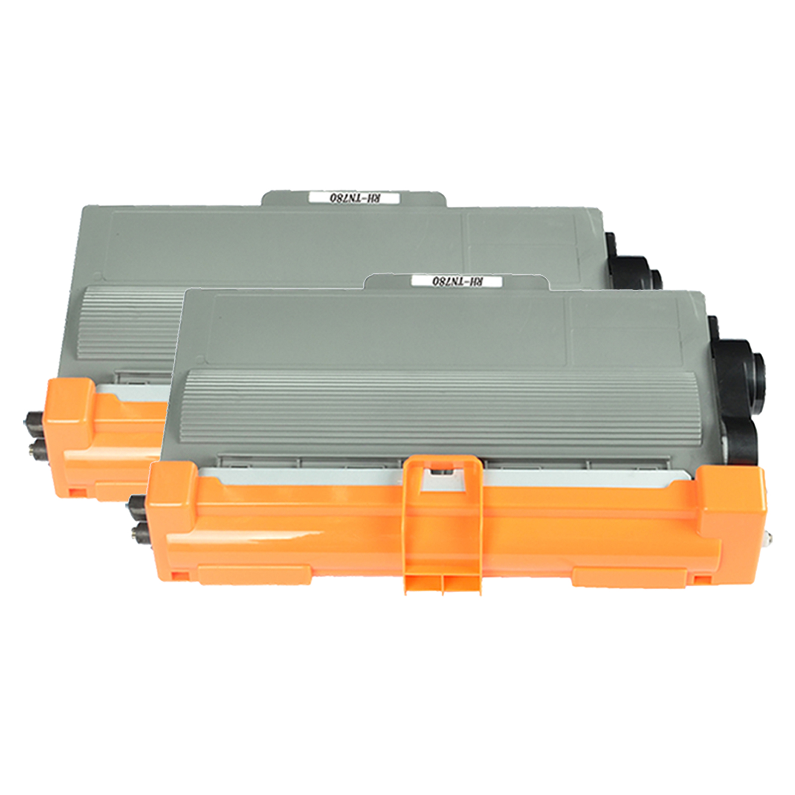 2pk Black Laser Toner Cartridge for Brother TN780 TN-780 HL-6180DW HL-6180