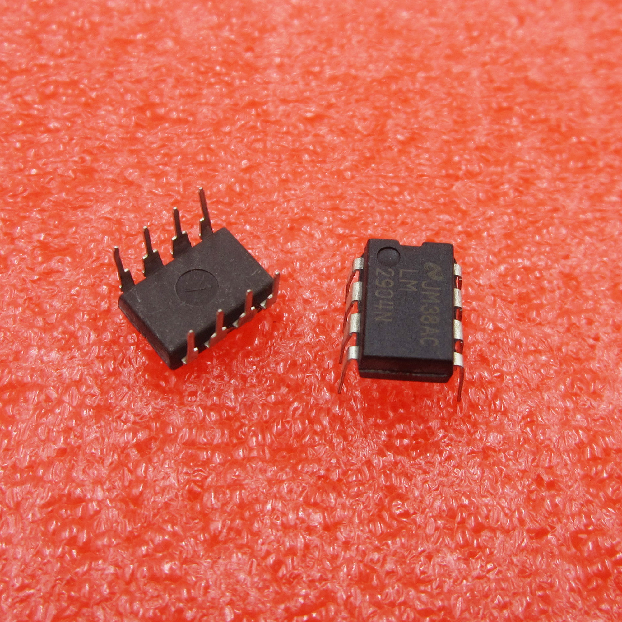 5pcs Lm2904n Lm2904 Large Gain Low Power Dual Op Amp Ic Ebay 741 Operational Amplifier Integrated Circuit