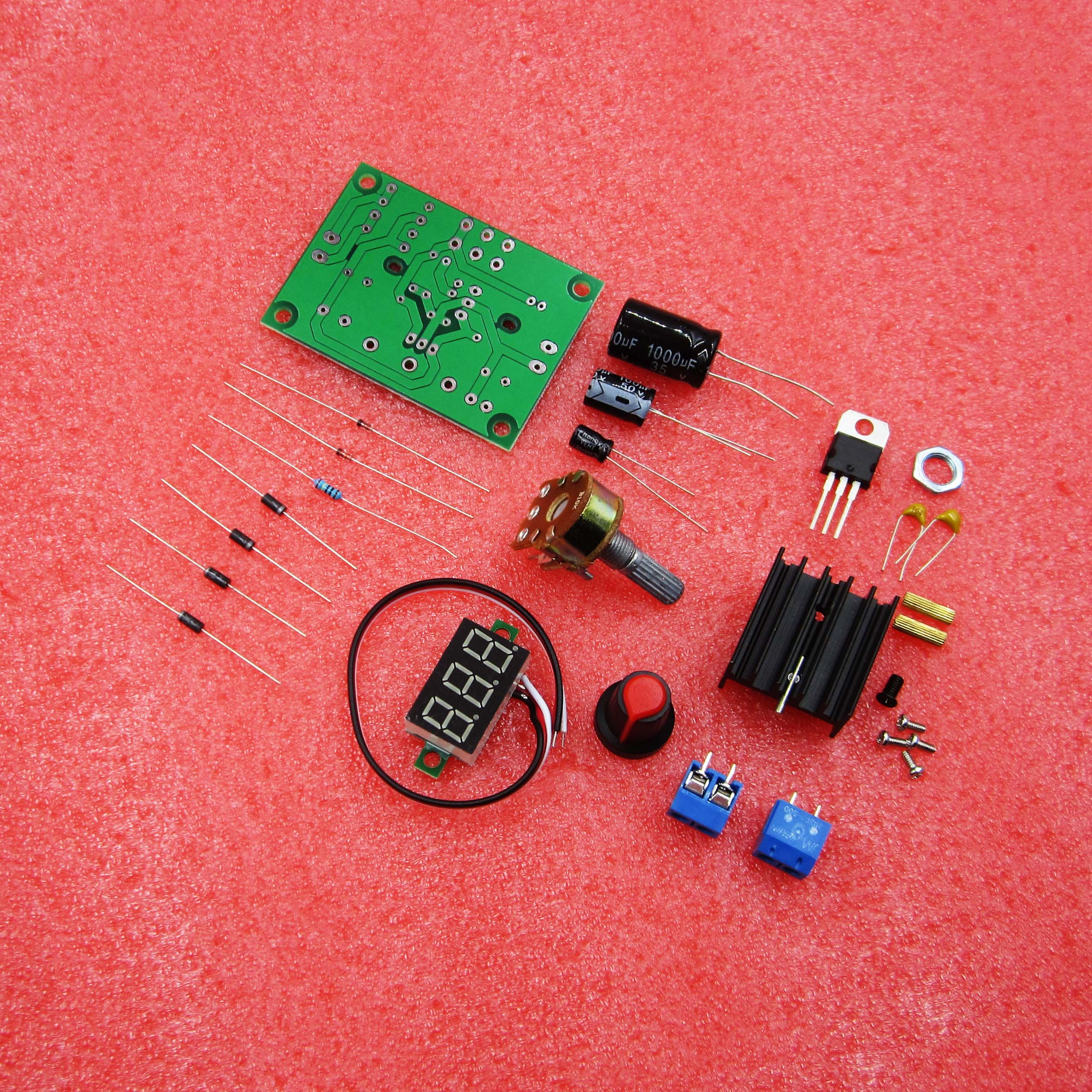 In Overheat Overcurrent Short Circuit Protection And Cooling Fan