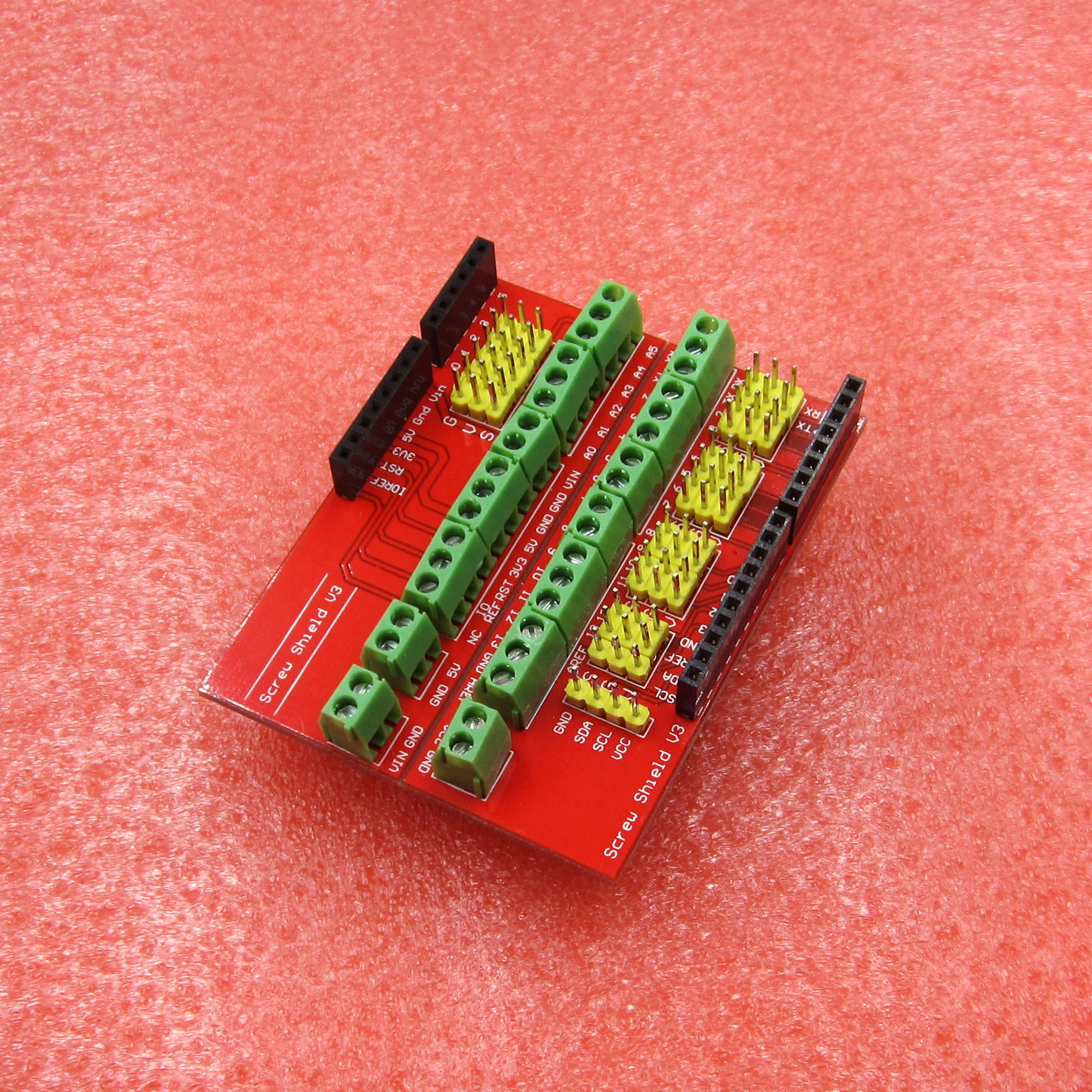2PCS Arduino Proto Screw Shield V2 Expansion Board compatible Arduino UNO R3