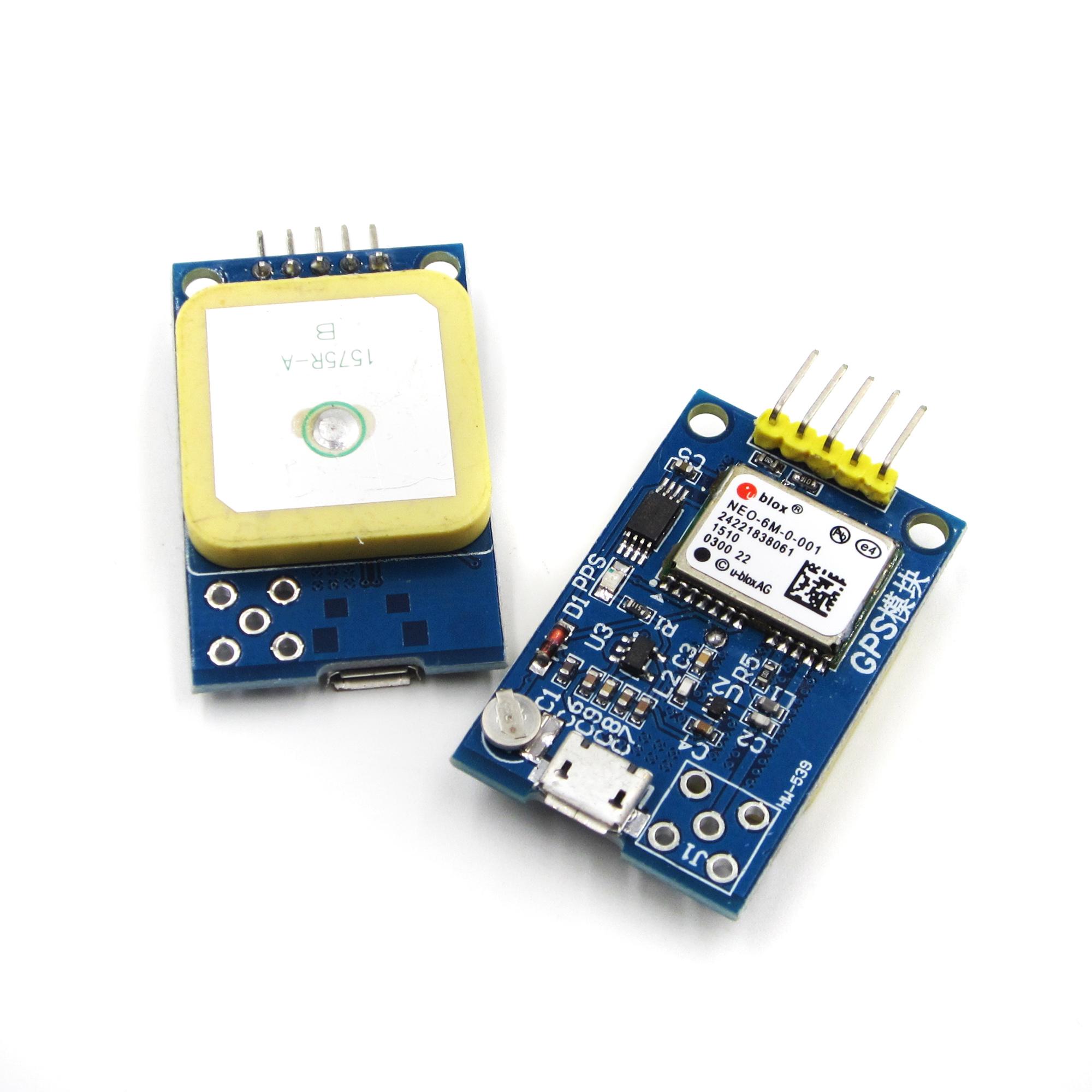 NEO 6M GPS Satellite Positioning Module Dev Board for Arduino STM32 C51
