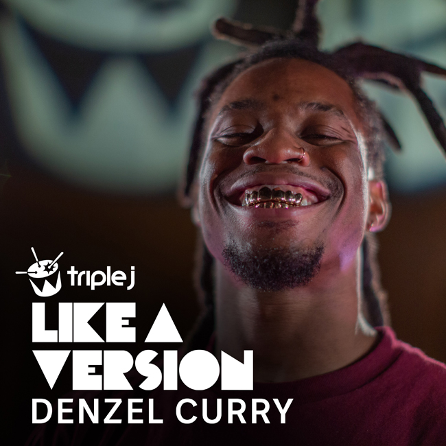Denzel Curry poster wall art home decoration photo print 24x24 inches