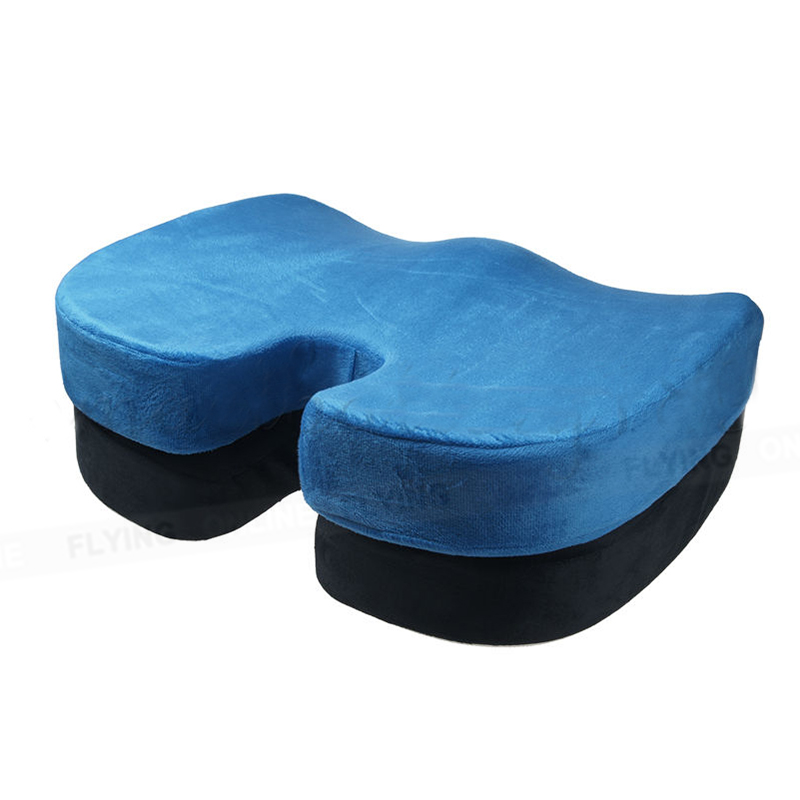 Tailbone And Coccyx Support Cushion Soft And Firm Memory