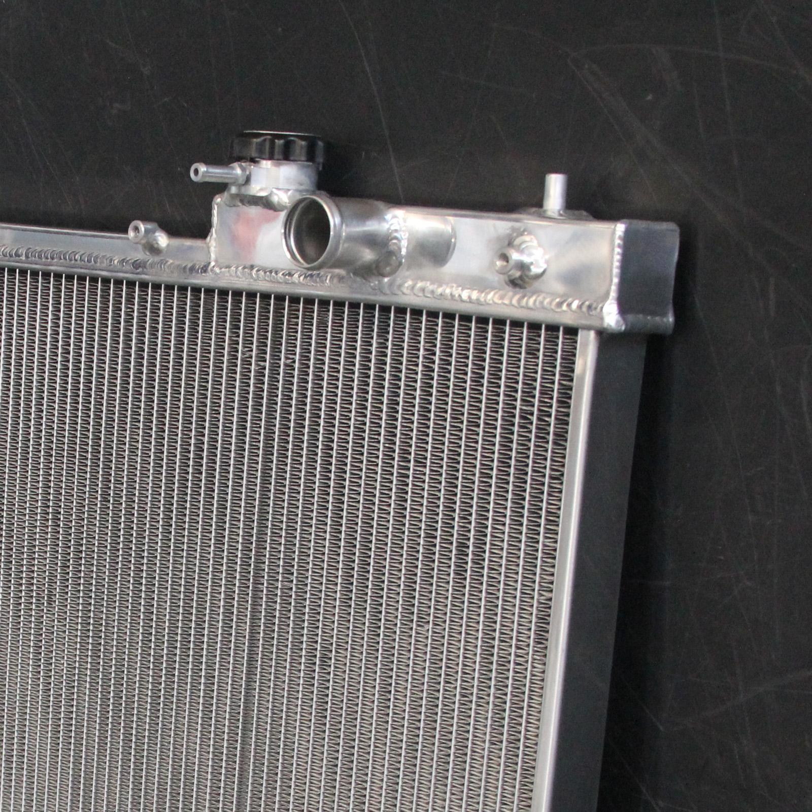 2051 2 Row Aluminum Radiator For Honda CRV 2.0 L4 1997-2001