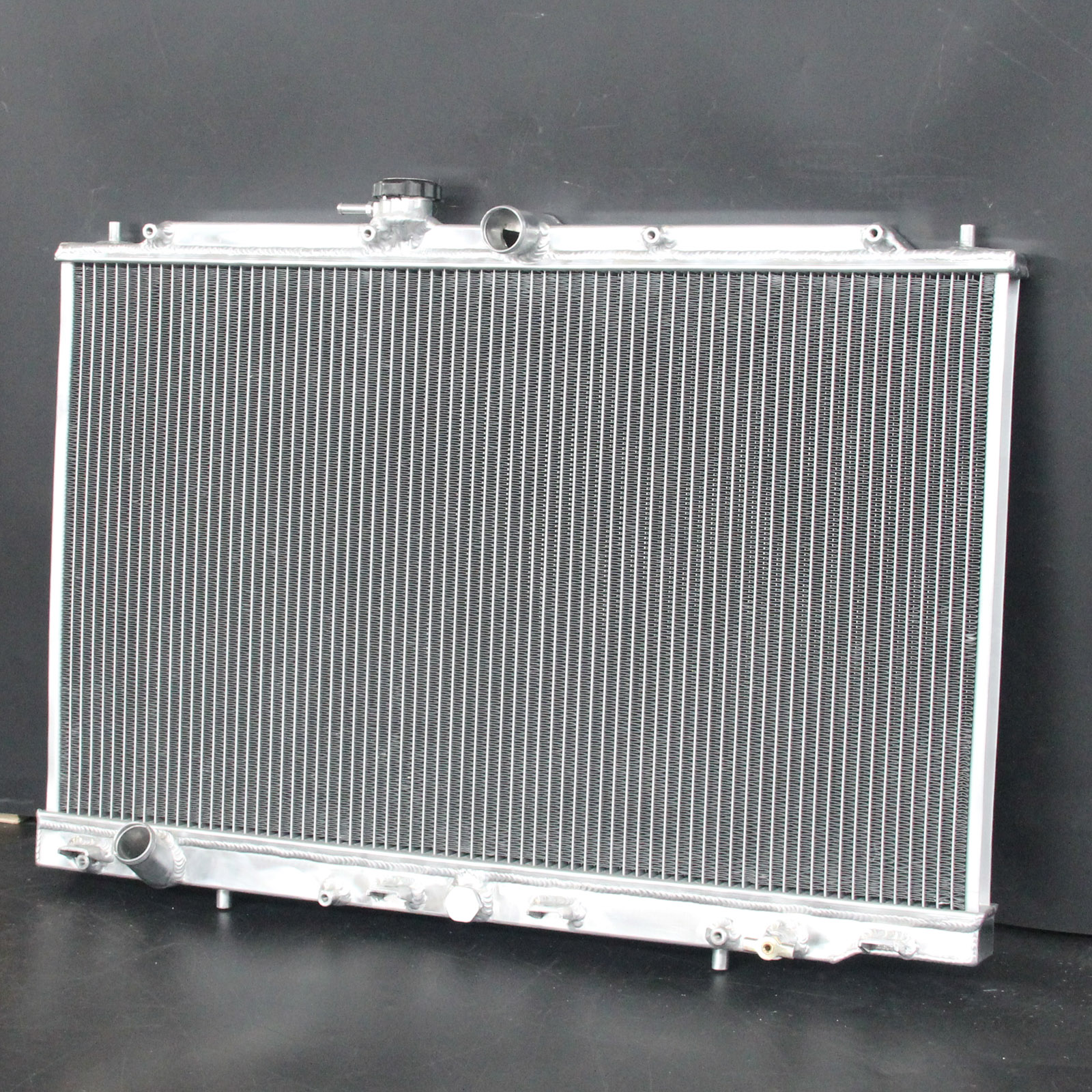 2-Row/CORE Aluminum Radiator For Acura CL Premium Type-S
