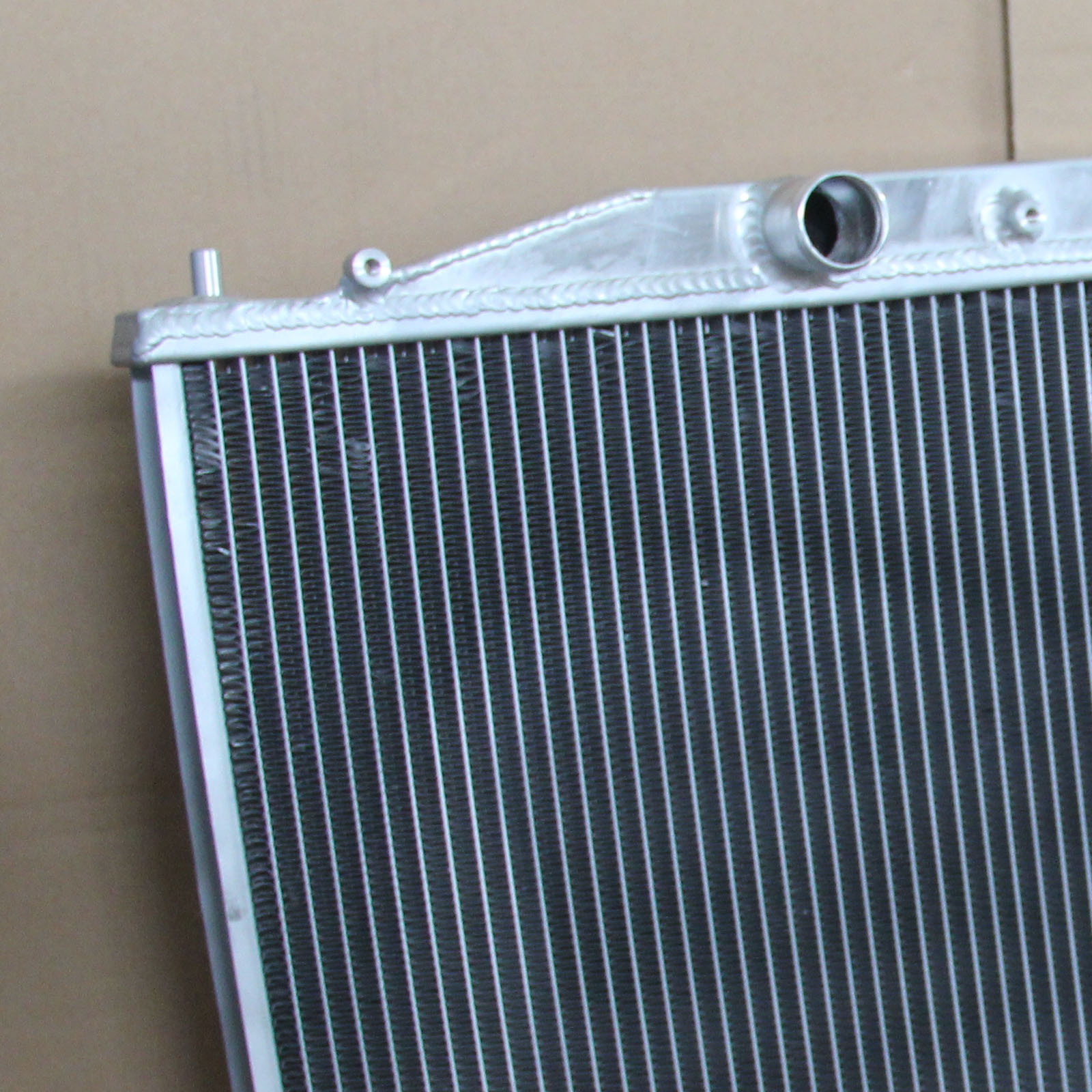 2-Row/CORE Aluminum Radiator For Acura TSX 2.4L L4 3.5L V6