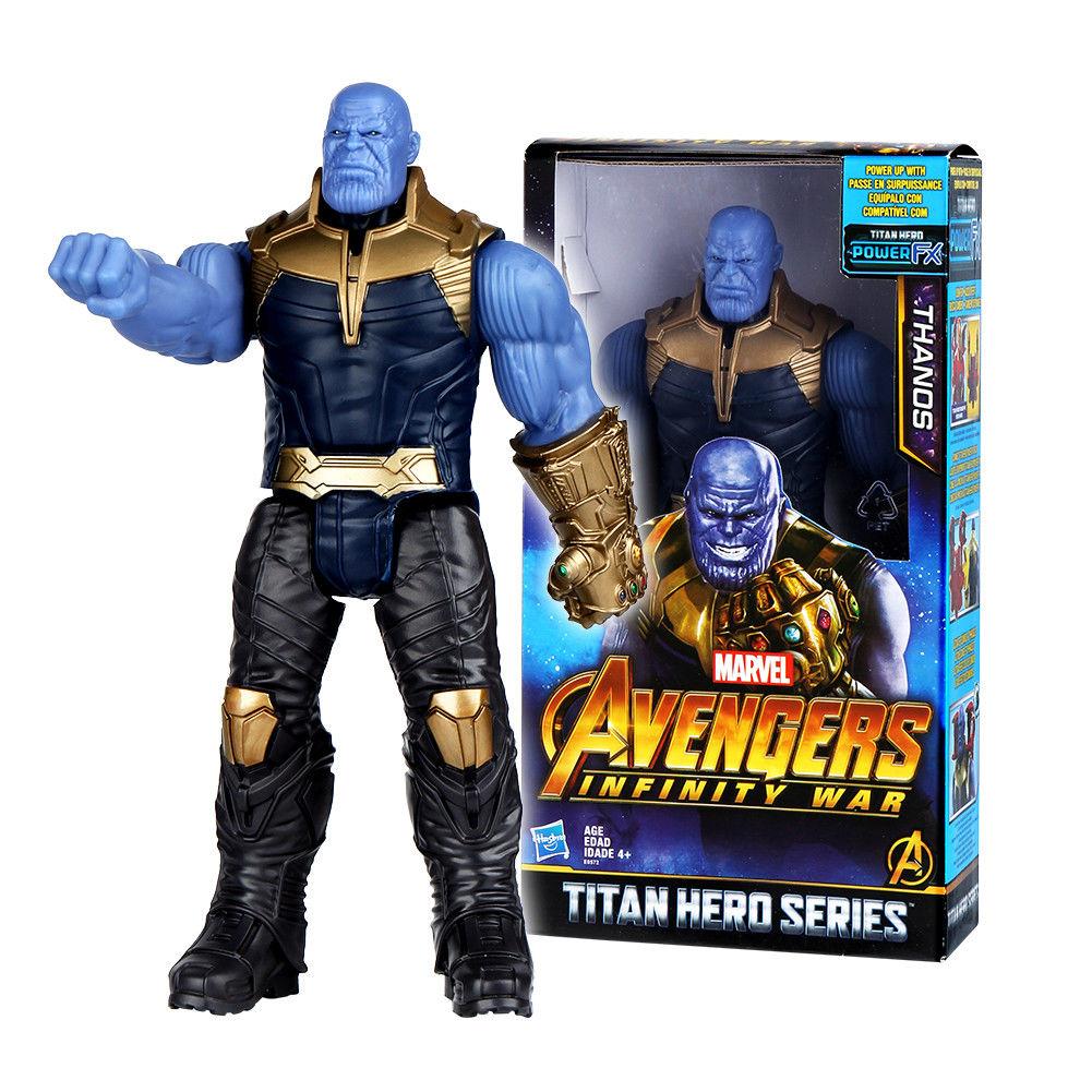 NEW Infinity War Titan Hero Series Thanos Marvel Avengers