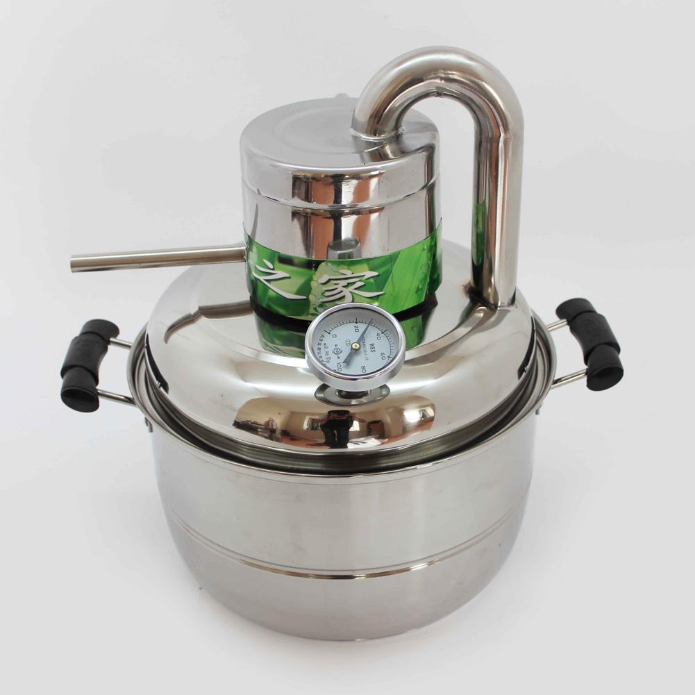 Home Water Distilling Supplies ~ L alcohol wine distiller whisky vodka maker home brew
