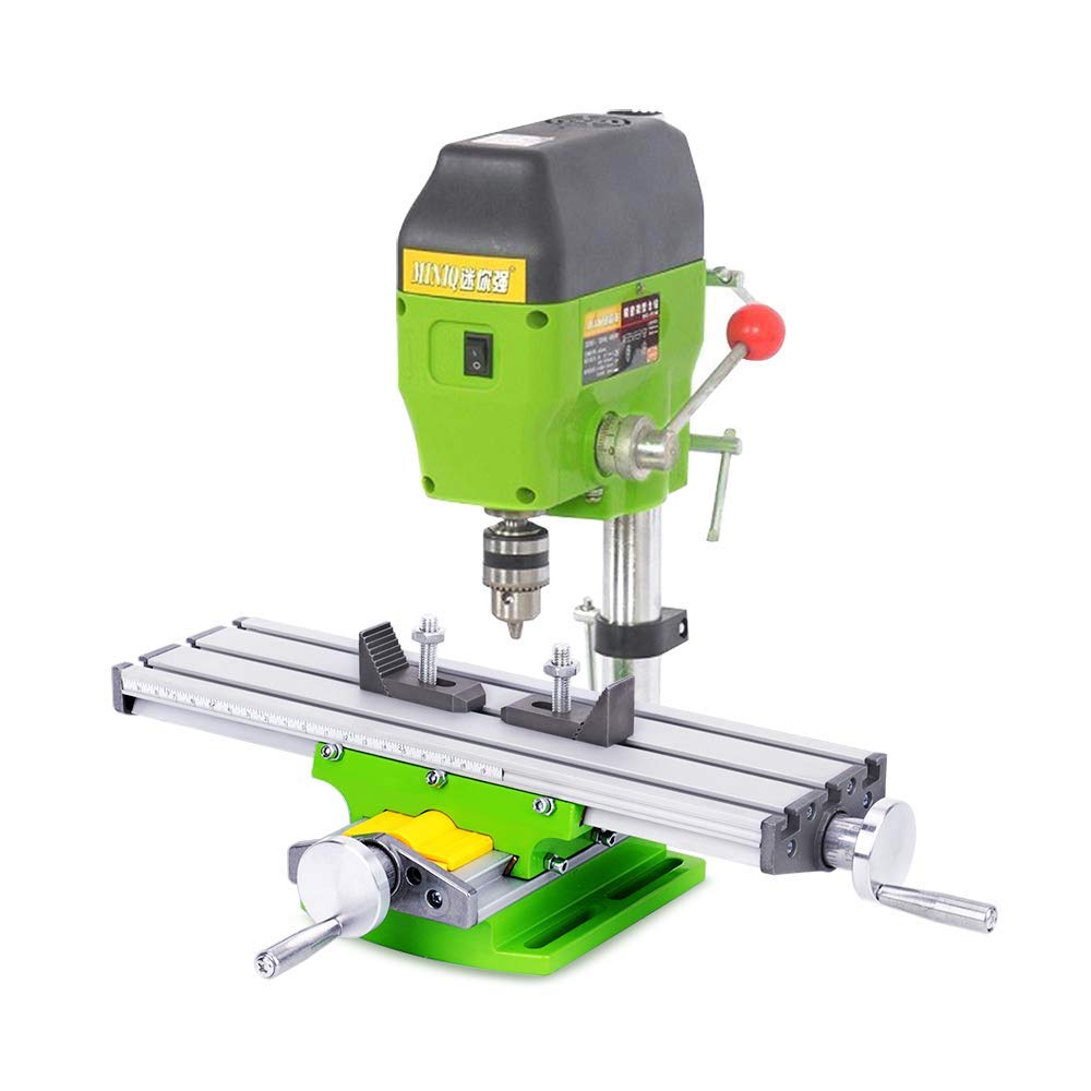 Milling Machine Vise Fixture Precision 2 Axis Cross Work ...
