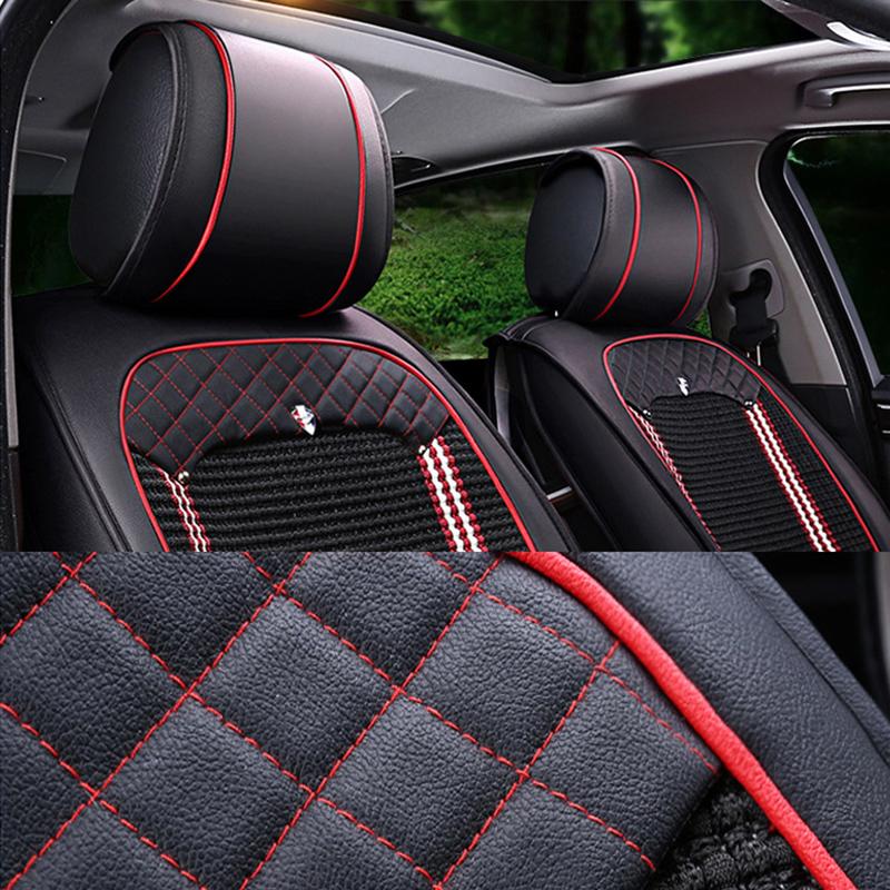 3 Colors Car For Nissan Rogue Interior Fantastic Protector Seat Cover FS945 Pad