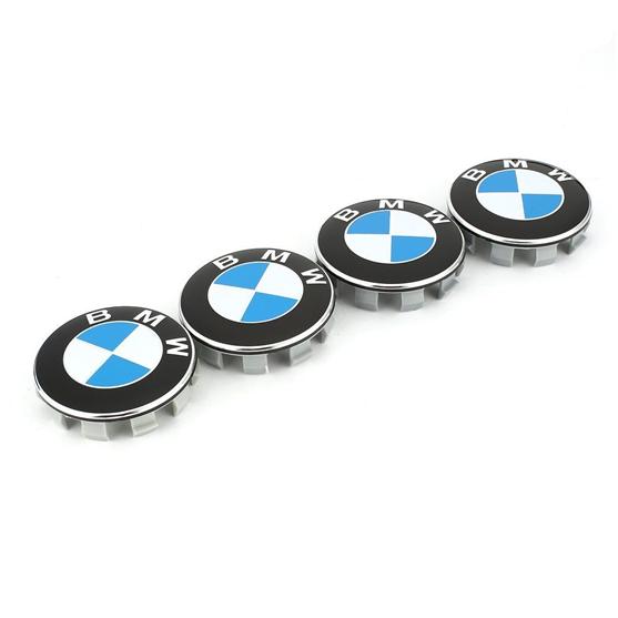 Bmw Z4 Emblem Replacement: 68mm Alloy Wheel Hub Caps For BMW E30,E36,E46,E92 1,3,5,6
