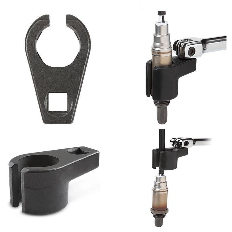"""Heavey Duty O2 Oxygen Sensor Socket 1//2/"""" Drive X 7//8/"""" Sensor Wrench"""