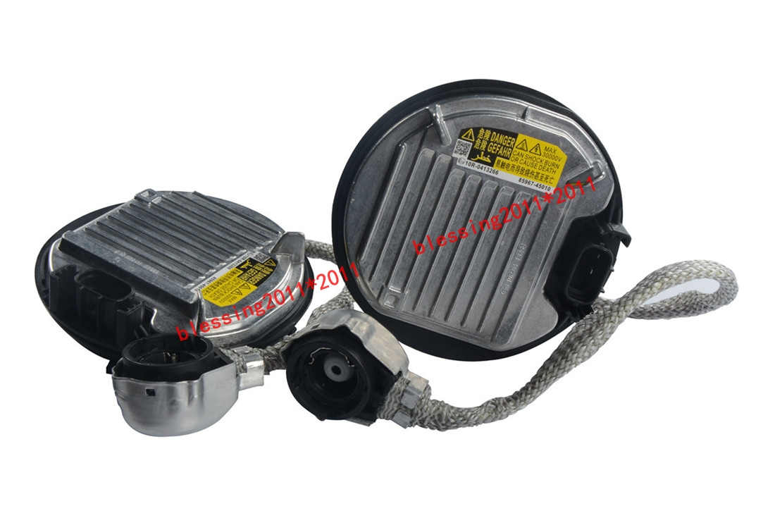 2x Hid Ballasts Hid Xenon Ballast Headlight Control Unit