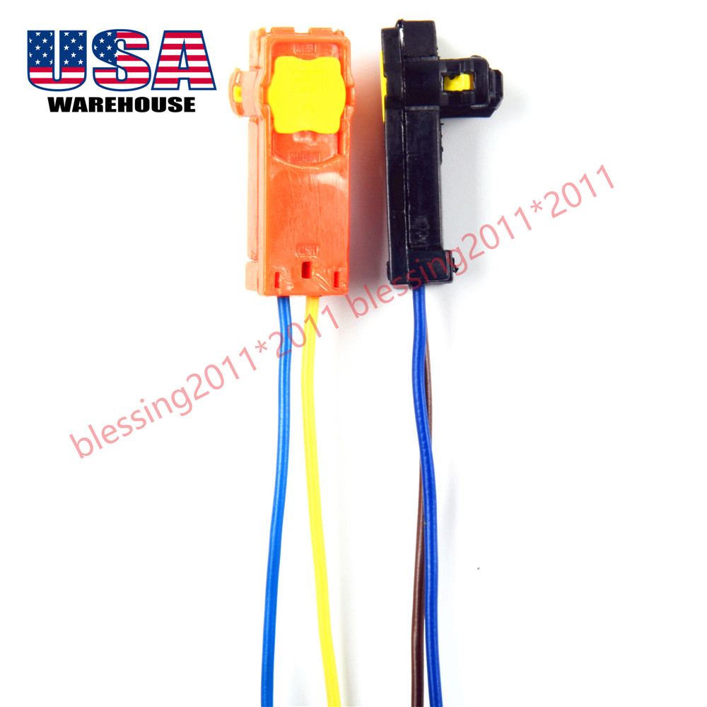 FITS-GRAND CARAVAN AIRBAG CLOCKSPRING PLUGS WIRE CONNECTOR NEW AAA 2PC