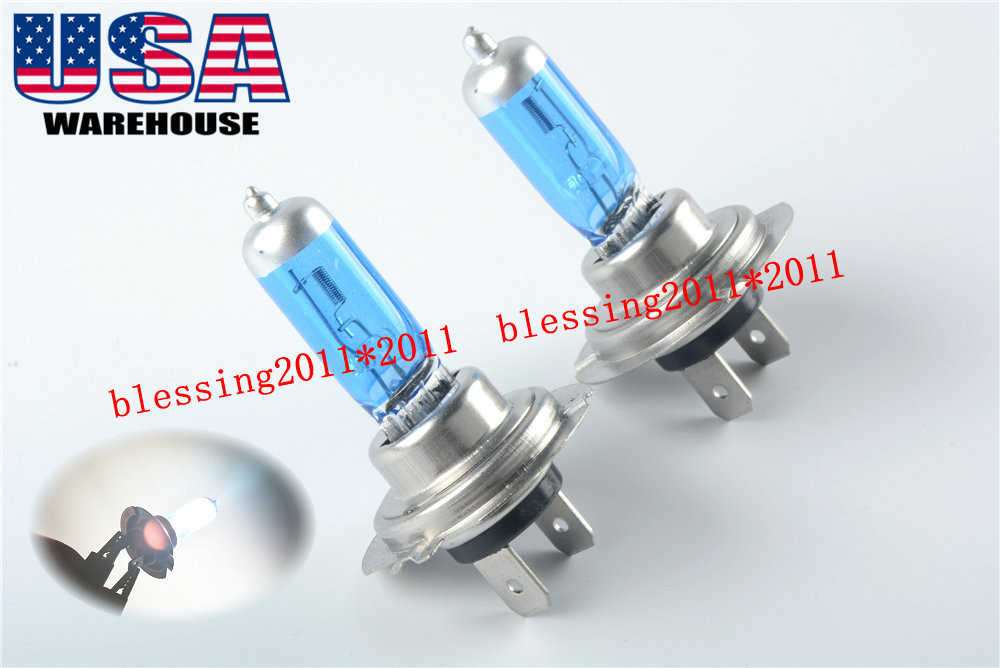 Suzuki GSX1300R Hayabusa 99-00-02-04-06-07-08 H7 Xenon HID Hyper Headlight Bulb