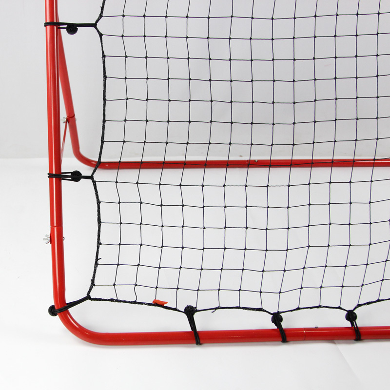 100x100cm kinder rebounder fu balltraining trainingstor geschenk torprallwand de ebay. Black Bedroom Furniture Sets. Home Design Ideas
