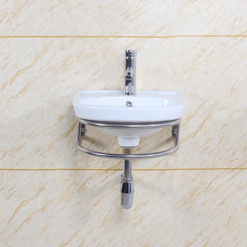 design keramik waschtisch traditionelle nostagie waschbecken bad mit tuch halter ebay. Black Bedroom Furniture Sets. Home Design Ideas
