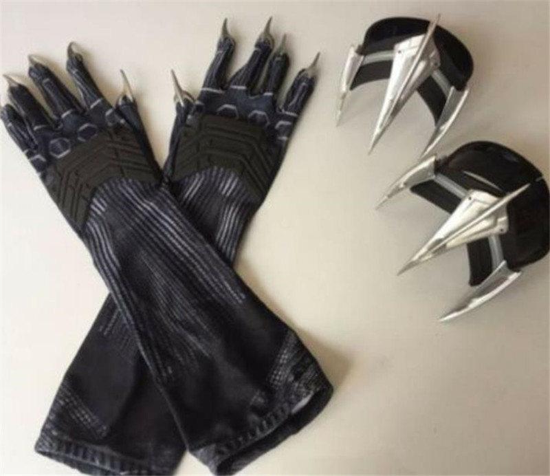 Endgame Black Panther Claw Glove Paws Prop Forearm Decors Props Avengers4