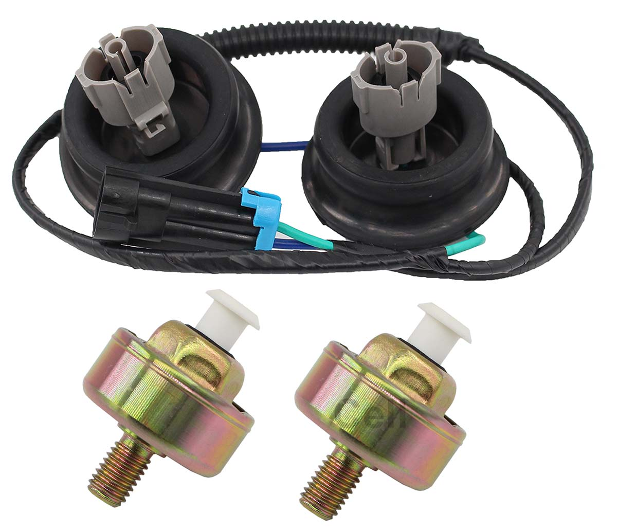 Details about Knock Sensors Harness Connector For Cadillac Chevy GMC GM LS1  LQ4 LQ9 6 0 5 3