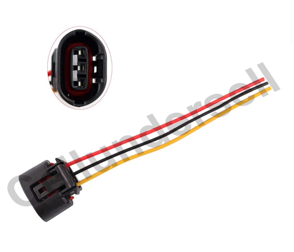 Alternator Repair Plug Harness Connector For Lexus Suzuki Jaguar Toyota Wire