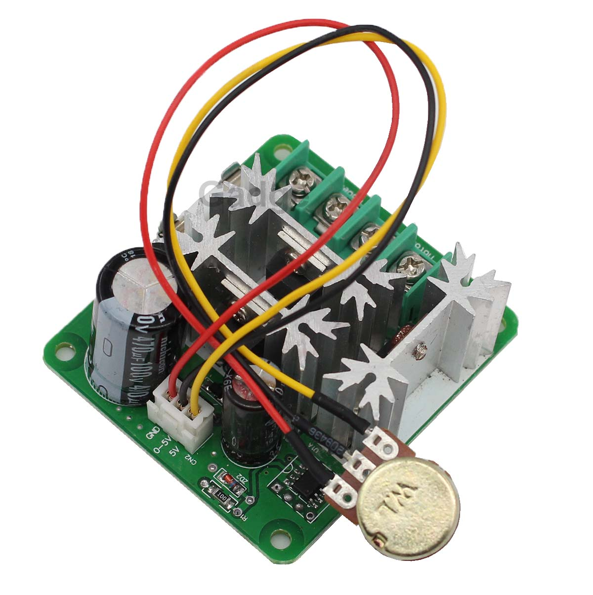 15a 6v 90v Pulse Width Modulator Pwm Dc Motor Speed Control Switch Is A Circuit To Uses Modulation Controller
