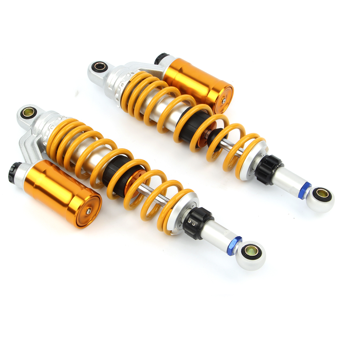 """320mm//12.5/"""" Air Shock Absorber Suspension Motorcycle Scooter Universal Kartiing"""