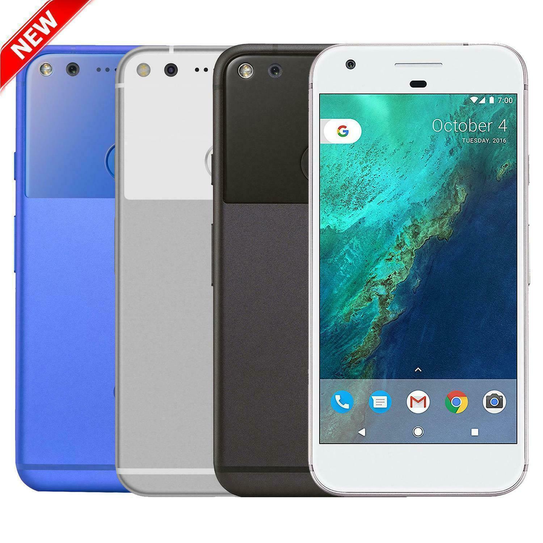 Details about Google Pixel XL 5 5'' 4G LTE 12 3MP Camera 32/128GB Unlocked  Unlocked GSM Phone